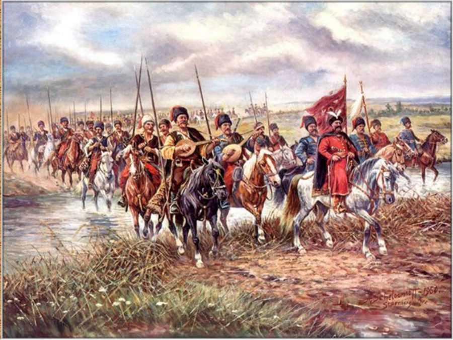 Смутное время на Руси в 1598 – 1613 годах. Цари и дела их 4