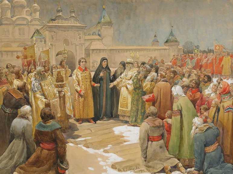 Земский собор. Суть, зачем проводили, в какие годы 1