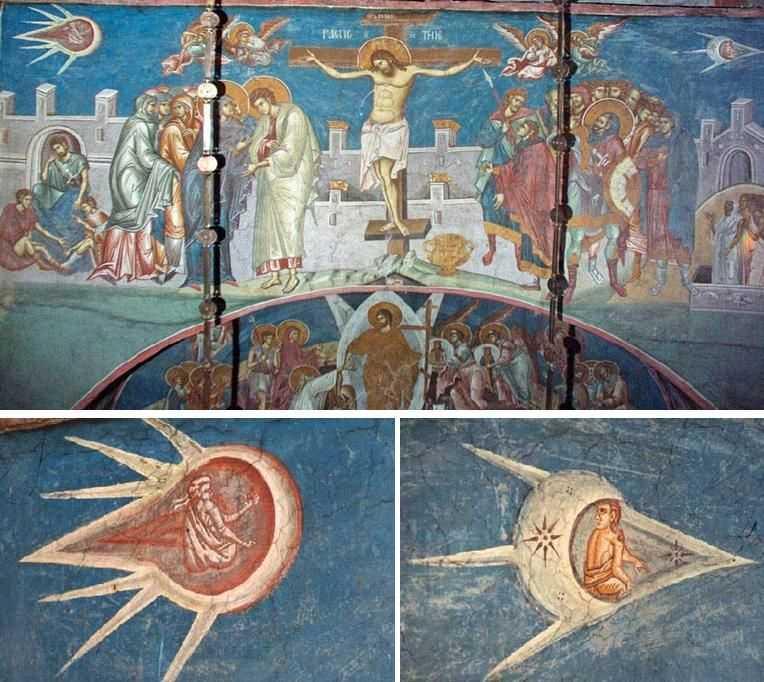 8 конечная звезда - символ былой цивилизации. Что он значит? 9