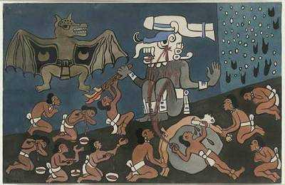 Кто создал человечество. Что говорит мифология? 7