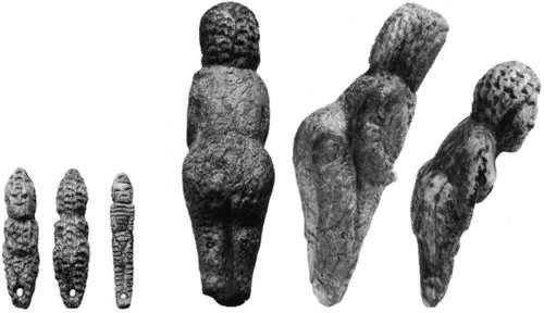 Археологические свидетельства цивилизации в Сибири задолго до н.э. 5
