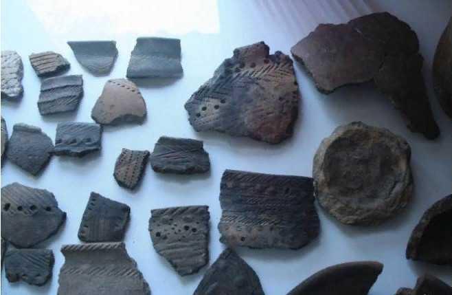 Археологические свидетельства цивилизации в Сибири задолго до н.э. 8
