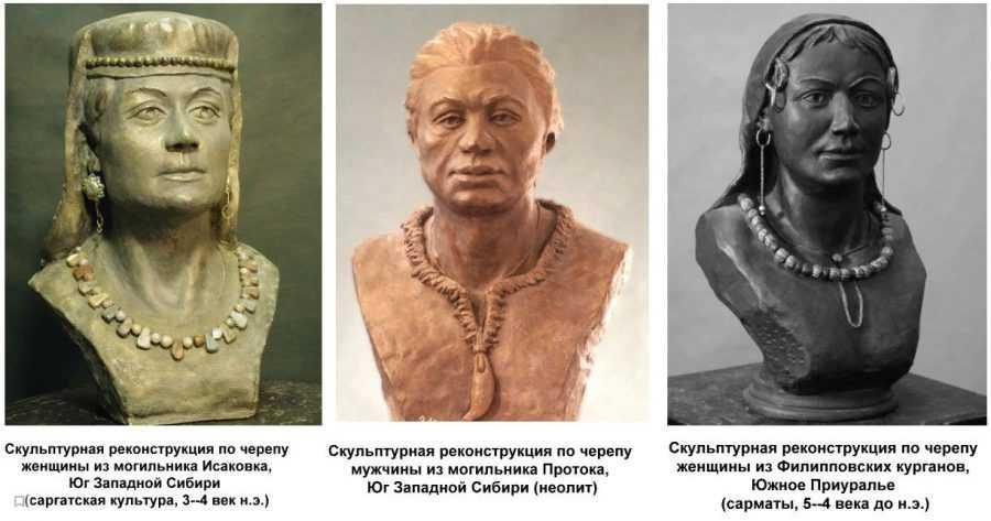Археологические свидетельства цивилизации в Сибири задолго до н.э. 3