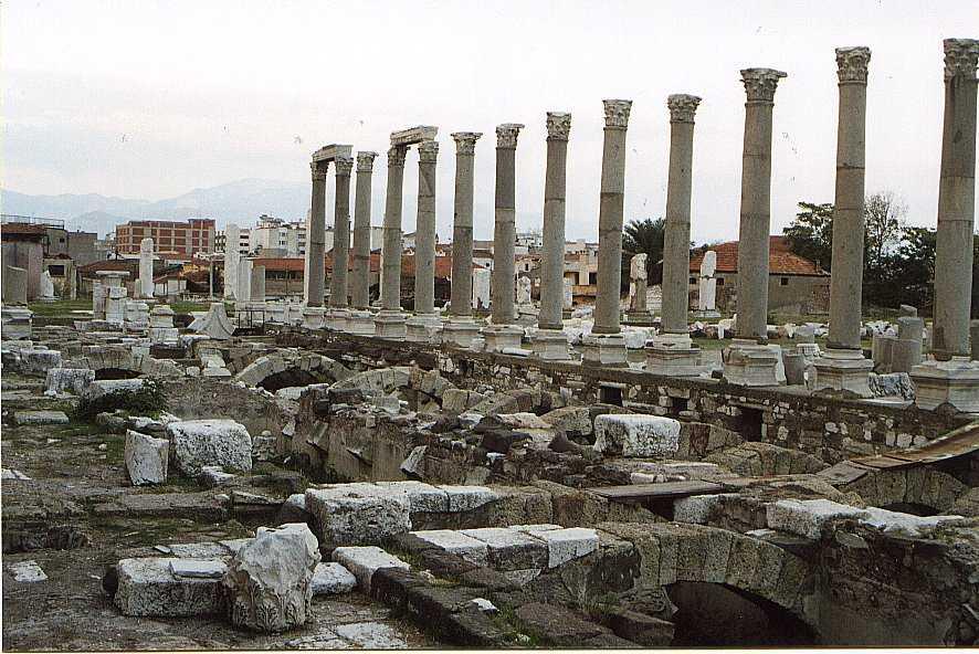 Древние греческие города - полисы по Гомеру 6