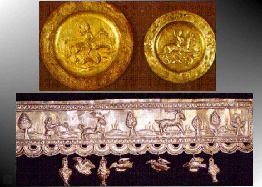 Археологические свидетельства цивилизации в Сибири задолго до н.э. 10