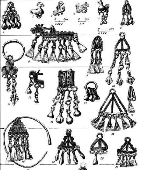 Археологические свидетельства цивилизации в Сибири задолго до н.э. 9