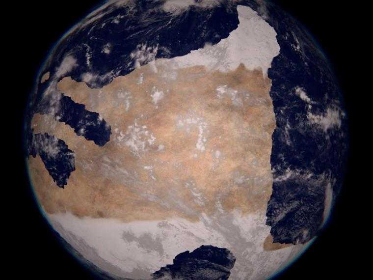 История Земля кратко