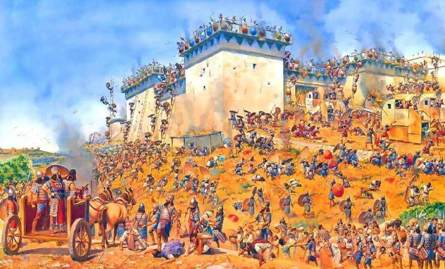 Древняя Персия. Не слишком краткая история 2