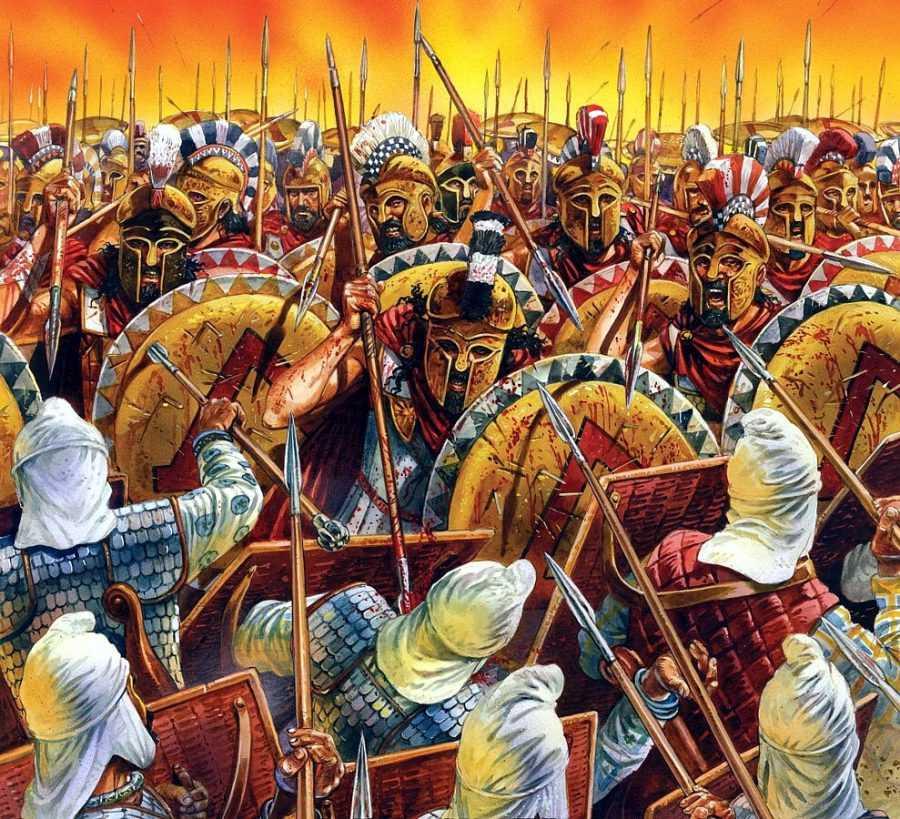 Древняя Персия. Не слишком краткая история 3