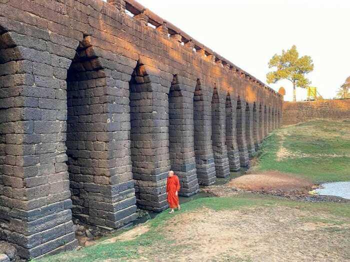 Кхмерская империя. Успех кхмеров в доиндустриальном мире 9