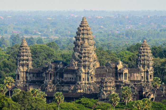 Кхмерская империя. Успех кхмеров в доиндустриальном мире 1