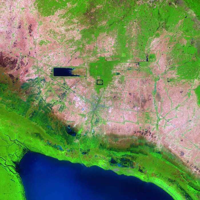 Кхмерская империя. Успех кхмеров в доиндустриальном мире 10