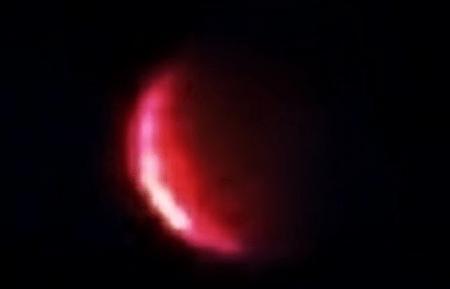Снимки планеты Нибиру современными телескопами. Объект P 7X 7