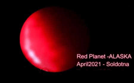 Снимки планеты Нибиру современными телескопами. Объект P 7X 6