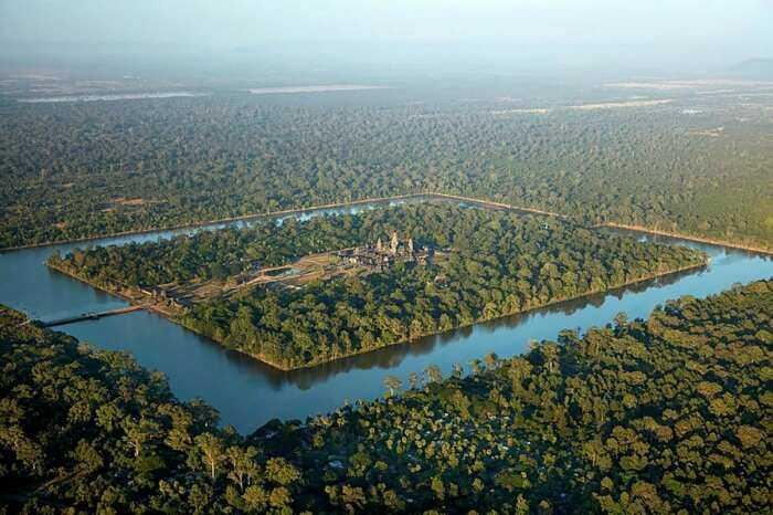 Кхмерская империя. Успех кхмеров в доиндустриальном мире 8