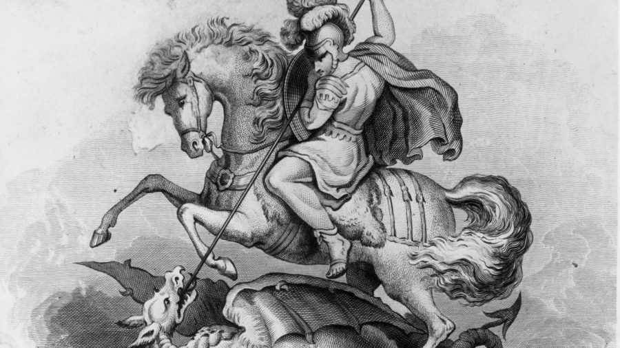 Убивал ли Георгий Победоносец дракона? О Сотворении мира в Звездном храме 2