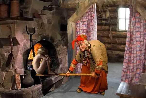 Кто такая Баба Яга и такая уж она страшная? 2