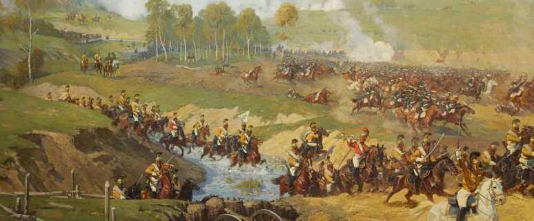 поведение французов в бородинском сражении