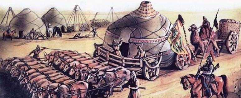 культура и история тюркского народа