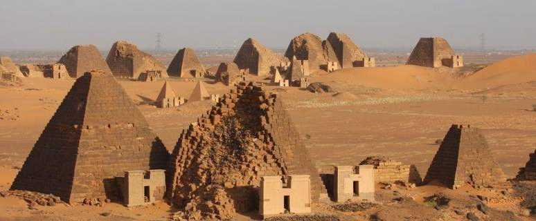 древняя Нубия