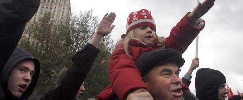 Шизофрения как национальная идея на Украине