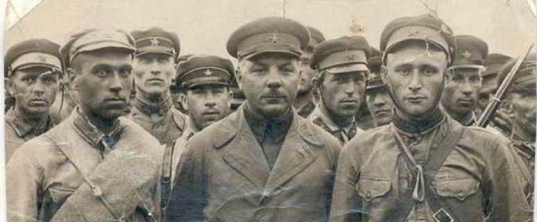 маршал Ворошилов